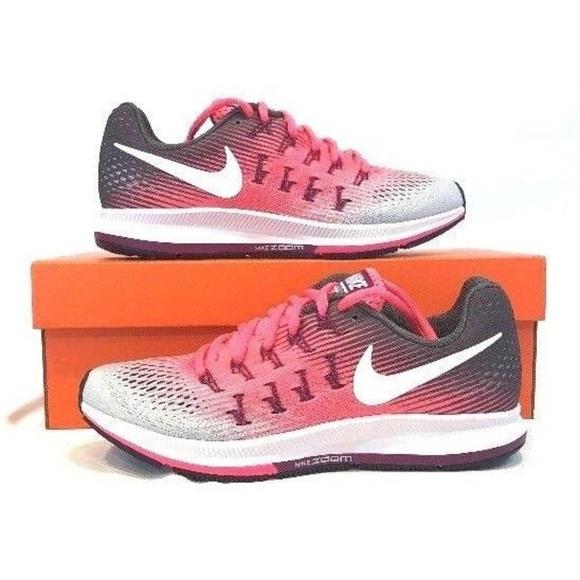 New Nike Air Zoom Pegasus 33 Pink White. M 5b0181ef6bf5a69fca31e748 23898d4284